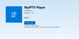 MyIPTV Player